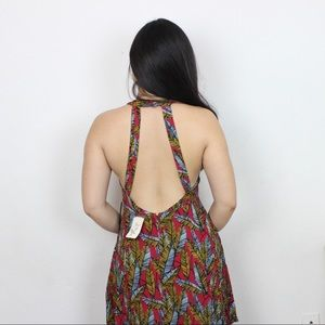 Forever 21 Dresses - NWT Forever 21 mini dress featuring an open back